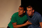 The Birthday Boys at Sketchfest NYC, 2008. Sketch Comedy Festival at the Upright Citizen's Brigade Theatre, New York City.