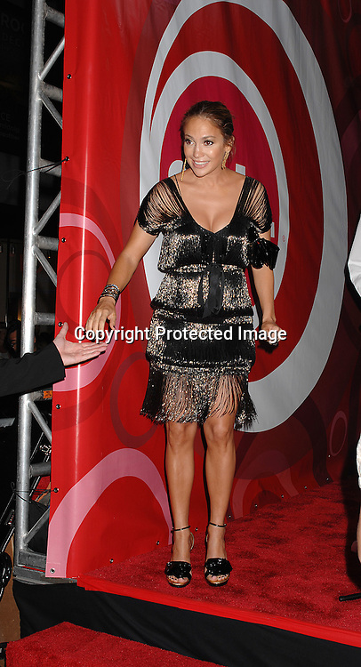 Jennifer Lopez..arriving for The Fourth Annual Fashion Rocks concert presented by Conde Nast Media Group on ..September 6, 2007 at Radio City Music Hall. ..Photo by Robin Platzer, Twin Images....212-935-0770