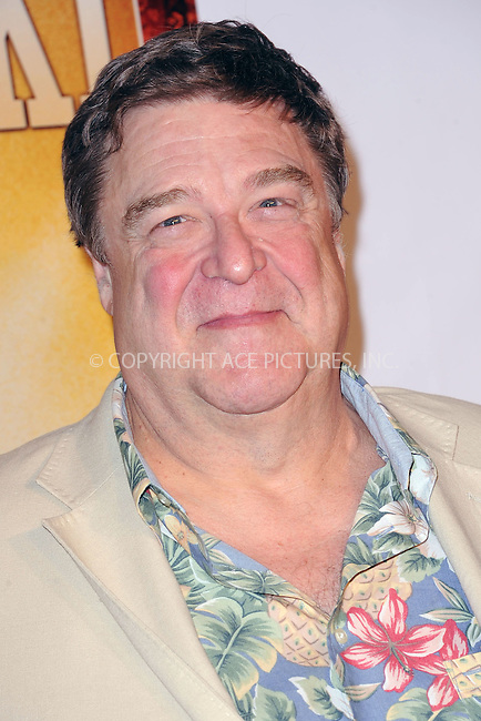 WWW.ACEPIXS.COM . . . . . .August 16, 2011...New York City...John Goodman attends 'The Big Lebowski' Blu-ray release at the Hammerstein Ballroom on August 16, 2011 in New York City.....Please byline: KRISTIN CALLAHAN - ACEPIXS.COM.. . . . . . ..Ace Pictures, Inc: ..tel: (212) 243 8787 or (646) 769 0430..e-mail: info@acepixs.com..web: http://www.acepixs.com .