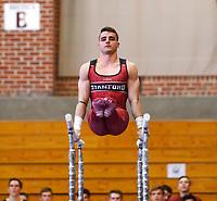 Stanford, CA; March 30, 2019; Men's Gymnastics, Stanford vs California.