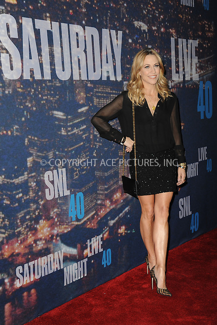 WWW.ACEPIXS.COM<br /> February 15, 2015 New York City<br /> <br /> Sheryl Crow walking the red carpet at the SNL 40th Anniversary Special at 30 Rockefeller Plaza on February 15, 2015 in New York City.<br /> <br /> Please byline: Kristin Callahan/AcePictures<br /> <br /> ACEPIXS.COM<br /> <br /> Tel: (646) 769 0430<br /> e-mail: info@acepixs.com<br /> web: http://www.acepixs.com