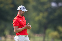 Lee Slattery (ENG) during the 1st round of the BMW SA Open hosted by the City of Ekurhulemi, Gauteng, South Africa. 12/01/2017<br /> Picture: Golffile   Tyrone Winfield<br /> <br /> <br /> All photo usage must carry mandatory copyright credit (&copy; Golffile   Tyrone Winfield)