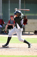 Juan Crousset - Colorado Rockies - 2010 Instructional League.Photo by:  Bill Mitchell/Four Seam Images..