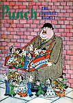 Punch (Front cover, 18 January 1977)