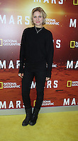 NEW YORK, NY-October 26: Dre Davis  at National Geographic Channel presents the Epic Six-Part Event Series MARS premiere at the School of Visual Arts  in New York.October 26, 2016. Credit:RW/MediaPunch