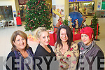 Traders from Kenmare Shopping centre Sandra Vinsrygy, Kenmare Shoes, Sharlene Coffey, McSweeneys Pharmacy, Tania Courtier and Shirley Mahony of Lilly and Rose Boutique on Friday.