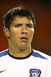 30 October 2004: Brian Ching. The Kansas City Wizards defeated the San Jose Earthquakes 3-0 at Arrowhead Stadium in Kansas City, MO in the second leg of their Major League Soccer Western Conference Semifinal playoff series. The Wizards eliminated the Earthquakes 3-2 on aggregate goals..