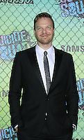 NEW YORK, NY-August 01:  Jim Parrack at Warner Bros. Pictures & DC, Atlas Entertainment  presents the World Premiere of Suicide Squad  at the Beacon Theatre in New York. NY August 01, 2016. Credit:RW/MediaPunch