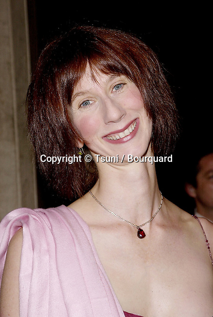 Oct 05, 2000; Los Angeles, CA, USA; <br /> The Contender 1ere, a Dream Work Movie, was held at the Mann National Theatre in Westwood Los Angeles<br /> Stein.Marie.10.JPG