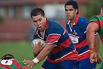 Cody Martin. Counties Manukau Premier rugby game between Waiuku & Ardmore Marist played at Waiuku on Saturday May 10th 2008..Ardmore Marist won 27 - 6 after leading 10 - 6 at halftime.