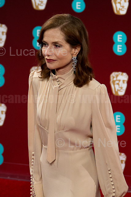 Isabelle Huppert.<br />
