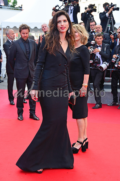 23 May 2017 - Cannes, France - Maiwenn Le Besco . 70th Anniversary Cannes Red Carpet Arrivals during the 70th Cannes Film Festival. Photo Credit: JanSauerwein/face to face/AdMedia