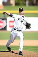 Greg Burke / Peoria Saguaros 2008 Arizona Fall League..Photo by:  Bill Mitchell/Four Seam Images