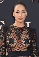 "HOLLYWOOD, CA - JUNE 04: Dania Ramirez arrives at the Premiere Of 20th Century Fox's ""Dark Phoenix"" at TCL Chinese Theatre on June 04, 2019 in Hollywood, California.<br /> CAP/ROT/TM<br /> ©TM/ROT/Capital Pictures"