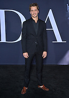 Luke Grimes at the premiere of &quot;Fifty Shades Darker&quot; at the Theatre at the Ace Hotel, Los Angeles, USA 18th January  2017<br /> Picture: Paul Smith/Featureflash/SilverHub 0208 004 5359 sales@silverhubmedia.com