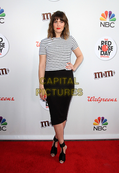 26 May 2016 - Los Angeles, California - Mandy Moore. The Red Nose Day Special on NBC held at Universal Studios. <br /> CAP/ADM<br /> &copy;ADM/Capital Pictures