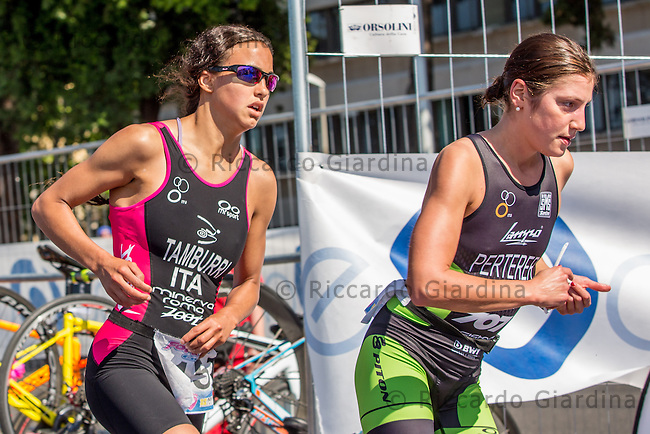 21/05/2016 - Grand Prix Triathlon Italia - 1^ tappa Roma