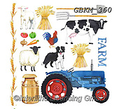 Kate, MASCULIN, MÄNNLICH, MASCULINO, paintings+++++Masculine page 13,GBKM360,#M#, EVERYDAY,farm,tractor ,sticker,stickers