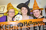 SPOOKED: Julia O'Halloran, Lorraine O'Brien and Lisa McCarthy who are planning a week-long Halloween Camp at Ardfert Childcare Centre.