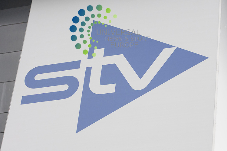 Pictured: STV building. General views of buildings in Glasgow, 11/06/2012...Picture: Jonathan Faulds / Universal News And Sport (Europe)
