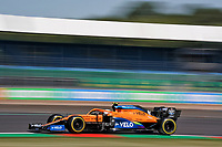 31st July 2020, Silverstone, Northampton, UK;  FIA Formula One World Championship 2020, Grand Prix of Great Britain, free practise;  4 Lando Norris GBR, McLaren F1 Team