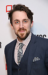 """Andrew Mueller attends the opening night performance after party for the MCC Theater's 'Alice By Heart' at Kenneth Cole's """"The Garage"""" on February 26, 2019 in New York City."""
