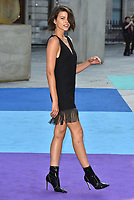 Georgia Fowler<br /> at the Royal Academy of Arts Summer exhibition preview at Royal Academy of Arts on June 04, 2019 in London, England.<br /> CAP/PL<br /> ©Phil Loftus/Capital Pictures