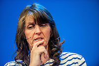 Hay on Wye, Wales, UK Friday 27 May 2016<br /> Emma Bridgewater talks at the Hay festival<br /> The 2016 Hay festival take place at Hay on Wye, Powys, Wales