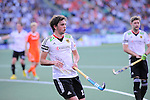 The Hague, Netherlands, June 06: Tobias Hauke #13 of Germany looks on during the field hockey group match (Men - Group B) between Germany and The Netherlands on June 6, 2014 during the World Cup 2014 at Kyocera Stadium in The Hague, Netherlands. Final score 0-1 (0-1) (Photo by Dirk Markgraf / www.265-images.com) *** Local caption ***