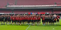 SÃO PAULO, SP, 30.06.2018 - TREINO SÃO PAULO – Jogadores do São Paulo durante treino realizado no estádio do Morumbi em São Paulo, neste sabado, 30.(Foto: Levi Bianco/Brazil Photo Press)