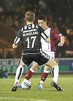St Mirren v Heart of Midlothian 291210