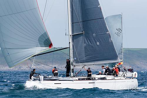 Nieulargo (Grand Soleil 40) IRL2129, Denis & Annamarie Murphy