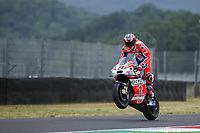 Danilo Petrucci of Italy and OCTO Pramac Racing during the MotoGP Italy Grand Prix 2017 at Autodromo del Mugello, Florence, Italy on 4th June 2017. Photo by Danilo D'Auria.<br /> <br /> Danilo D'Auria/UK Sports Pics Ltd/Alterphotos /NortePhoto.com