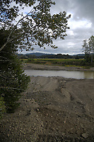 Bay Of Plenty Regional Council Waimana River development in Bay Of Plenty, New Zealand on Thursday, 7 March 2019. Photo: Dave Lintott / lintottphoto.co.nz