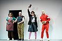 Edinburgh, UK. 02.08.2017. Scottish Opera present &quot;Greek&quot;, at the Festival Theatre, Edinburgh, as part of the Edinburgh International Festival, which is celebrating its 70th anniversary. &quot;Greek&quot; is a new Scottish Opera and Opera Ventures co-production,<br /> co-presented with Edinburgh International Festival. Based on the play by Steven Berkoff, written by Mark-Anthony Turnage and directed by Joe Hill-Gibbins. Susan Bullock, Allison Cook and Andrew Shore perform alongside name-to-watch Alex Otterburn, winner of an International Opera Award bursary and one of Scottish Opera&rsquo;s Emerging Artists for 2017/18. Photograph &copy; Jane Hobson.