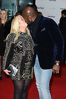 Vanessa Feltz at the European premiere of &quot;The Post&quot; at the Odeon Leicester Square, London, UK. <br /> 10 January  2018<br /> Picture: Steve Vas/Featureflash/SilverHub 0208 004 5359 sales@silverhubmedia.com