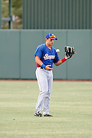 Jake Skole - AZL Rangers - 2010 Arizona League.  Photo by:  Bill Mitchell/Four Seam Images..