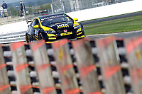 Round 9 of the 2018 British Touring Car Championship.  #39 Brett Smith. Wix Racing with Eurotech. Honda Civic Type R.