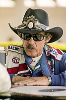 Richard Petty, The King, Winston 500, Talladega Superspeedway, Talladega, Alabama, May 1992.(Photo by Brian Cleary/bcpix.com)