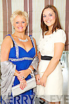 Pictured at the Enable Ireland Ladies Luncheon in the Earl of Desmond Hotel, Tralee on Friday are Sarah Keane and Martha Keane, from Tralee..