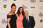 As The World Turns' Tamara Tunie, Ellen Lowey and Scott Hamilton - Figure Skating in Harlem celebrates 20 years - Champions in Life benefit Gala on May 2, 2017 as As The World Turns' Tamara Tunie at 583 Park Avenue, New York City, New York. (Photo by Sue Coflin/Max Photos)