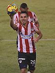 Barranquilla- Junior venció c4 goles por 2 a Valledupar, en el partido correspondiente a la vuelta de los cuartos de final de la copa, desarrollado el 8 de octubre en el estadio Metropolitano. Jorge Aguirre anotó tres goles para Junior.