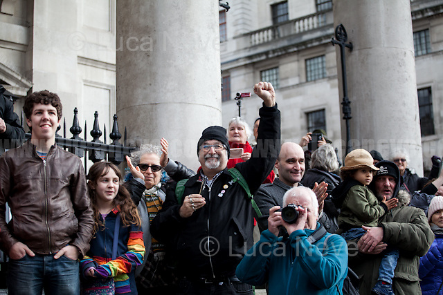David Rosenberg &amp; Julia Bard (Jewish Socialists&rsquo; Group).<br />