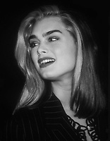 Brooke Shields 1991<br /> Photo By Adam Scull/PHOTOlink.net