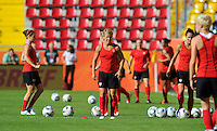 USWNT Training, June 27, 2011