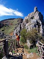Portugal, Madeira, Wanderweg zum Pico Ruivo | Portugal, Madeira, hiking trail to Pico Ruivo
