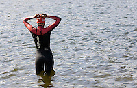 26 JUL 2008 - TREDEGAR, UK - British Elite Womens Triathlon Championships. (PHOTO (C) NIGEL FARROW)