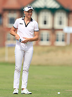 Ryan O'Toole (USA) on the 2nd fairway during Round 3 of the Ricoh Women's British Open at Royal Lytham &amp; St. Annes on Saturday 4th August 2018.<br /> Picture:  Thos Caffrey / Golffile<br /> <br /> All photo usage must carry mandatory copyright credit (&copy; Golffile | Thos Caffrey)