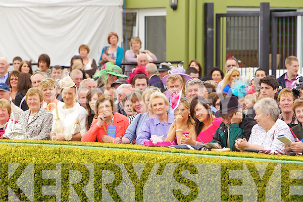pictured at Killarney Races Ladies day on Thursday.