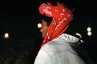 A camel driver by night near Derawar in the desert of Cholistan.<br /> 17.2.2001, Derawar/Punjab<br /> Copyright: Christian-Ditsch.de<br /> [Inhaltsveraendernde Manipulation des Fotos nur nach ausdruecklicher Genehmigung des Fotografen. Vereinbarungen ueber Abtretung von Persoenlichkeitsrechten/Model Release der abgebildeten Person/Personen liegen nicht vor. NO MODEL RELEASE! Nur fuer Redaktionelle Zwecke. Don't publish without copyright Christian-Ditsch.de, Veroeffentlichung nur mit Fotografennennung, sowie gegen Honorar, MwSt. und Beleg. Konto: I N G - D i B a, IBAN DE58500105175400192269, BIC INGDDEFFXXX, Kontakt: post@christian-ditsch.de<br /> Bei der Bearbeitung der Dateiinformationen darf die Urheberkennzeichnung in den EXIF- und  IPTC-Daten nicht entfernt werden, diese sind in digitalen Medien nach §95c UrhG rechtlich geschuetzt. Der Urhebervermerk wird gemaess §13 UrhG verlangt.]